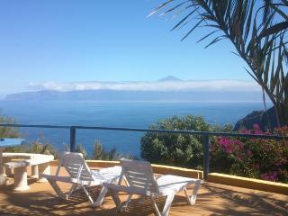 La Gomera- Ferienappartement- Casa Katharina, Hermigua