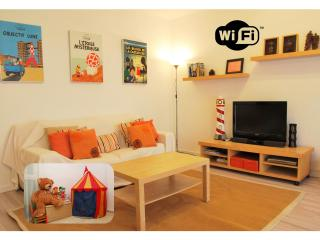 Apartamento en Cambrils Port,Playa Regueral,WIFI