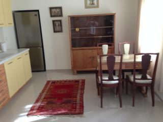 Vintage guest room - central but still quiet, Haifa