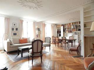 Appartement de luxe 2BR spacieuses et élégantes, entièrement équiper, París