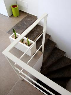 Scala per accedere al secondo piano