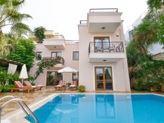 Holiday Villa in Central  Kalkan  Private  Swimming  Pool, Sea Views