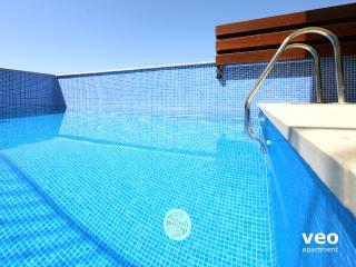 San Jose Penthouse. 3 bedrooms, terrace pool