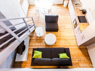 Schuman Square - EU Apartments - Duplex penthouse with terrace, Brussels
