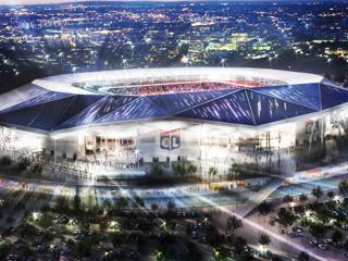 City Break Lyon Eurexpo Grand Stade OL Classé 3***, Decines-Charpieu