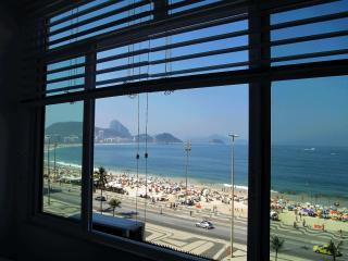spectacular  view  in Copacabana