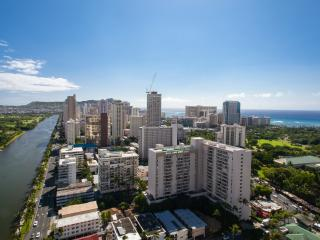 3506HM 2 Studio Apartments 2 bdrm 2 bath Ocean View Walk to Convention Center