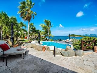 LE MAS DES SABLES... One of our favorites! Gorgeous villa with beach access... very private!, St. Maarten/St. Martin