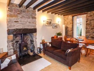 TEGFAN, pet friendly, country holiday cottage, with a garden in Llan Ffestiniog, Ref 8635