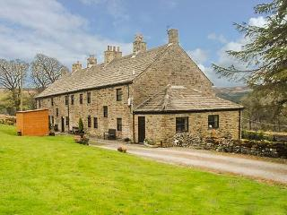 BLACKETT'S RETREAT, Grade II listed cottage, WiFi, garden, in Allenheads, Ref 931470