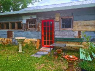 Private Folk Art Barn near Lafayette, Louisiana