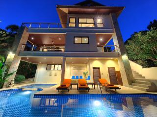 Villa Seven Swifts: Private Pool / Beach Access, Bophut