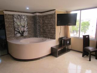 2 BEDROOM HOT TUB, AC CLOSE 301, Medellin