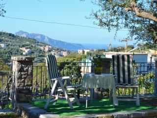 Casa Ulivo, glimpse of village life, Massa Lubrense