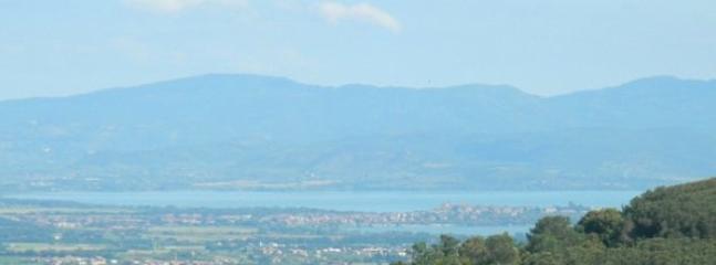 Cortona, Castiglione del Lago, Lake Trasimeno, Passignano....