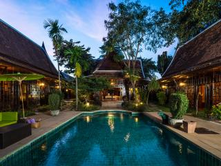 Lanna Villa w/ Private Pool, Chiang Mai