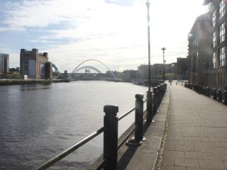 Stunning Waterfront Apartment With Great Views, Newcastle upon Tyne