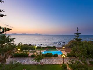 Villa Katerina, sea breeze!, Rethymnon