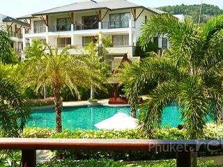 Pool View 2-Bed Apartment near Nai Thon Beach