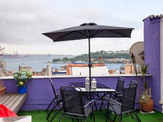 Otantic Galata house with Great Terrace