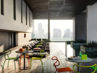 Terrific 1BR on the River!, Bangkok