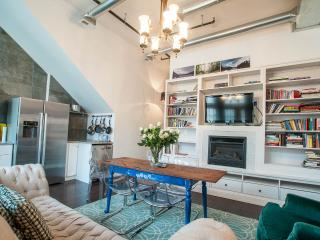Dream Loft -Central Location