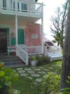 Haines Library in downtown Governor's Harbour  ***oldest library in the entire Bahamas