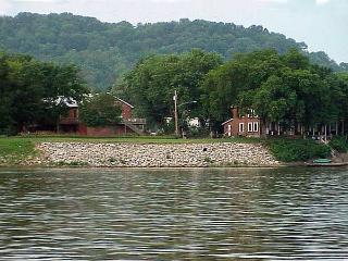 Ohio River House, Higginsport