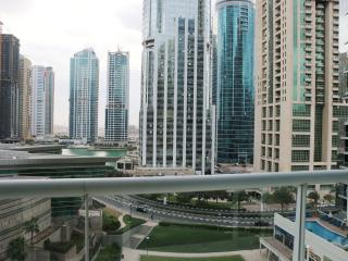 Cozy studio with a balcony next  to JLT metro