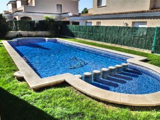 C19 SAN FELIPE adosado jardín privado piscina wifi, Miami Platja