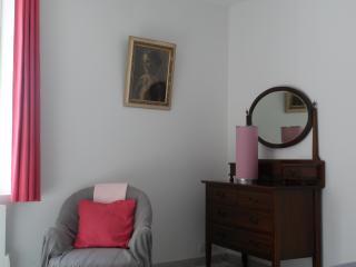 La chambre de l'Abri Malouin