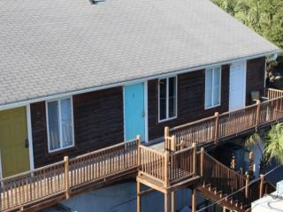 Center Street Condo puts you in the Middle of the Folly Beach Action!
