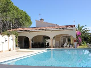 Detached villa with private pool , next to Montgo, Javea