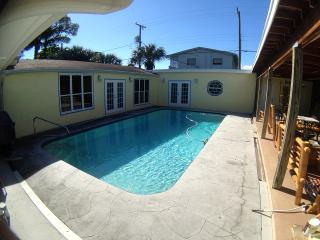 Pool - Bamboo Cottage, near Coast - available now