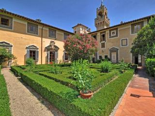 Tuscan Apartment in Historic Castle - Il Castello 21, Montespertoli