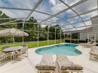 Spacious 4 Bedroom Pool Home with Conservation View. 148FVD, Kissimmee