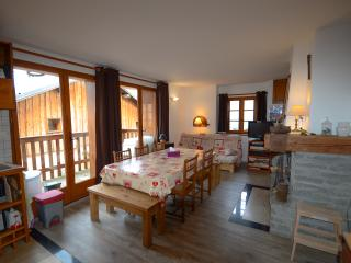 Apartment 6 pers. near Courchevel