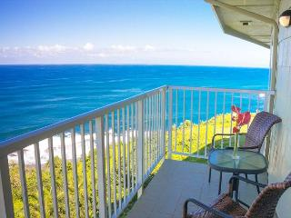 DIRECT OCEAN VIEWS FROM REMODELED TOP (THIRD FLOOR) CORNER!