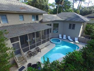 6 Red Cardinal-4th Row & Steps to the beach & Sea Pines Beach Club