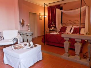 La terrazza del Cardinale, Florencia