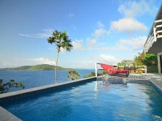 Majestic cliffside location with stunning views, St. Thomas