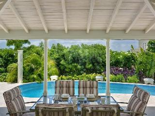 Elegant 4 bedroom villa on west coast of Barbados