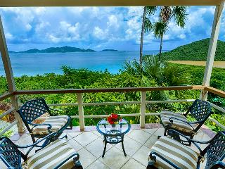 Tara - Ideal for Couples and Families, Beautiful Pool and Beach, Tortola