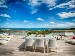 Topaze, a stylish contemporary 3 bedroom property., Orient Bay