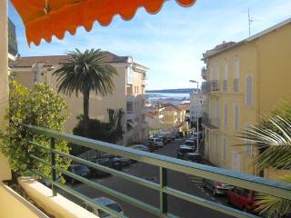 Cannes, très bel appartement,vue mer.
