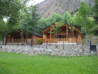 villa bungalow en plena natura, Espot