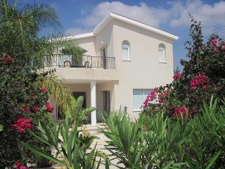 Villa Parisa: Coral Bay, Cyprus. Superb villa with own pool in private garden.