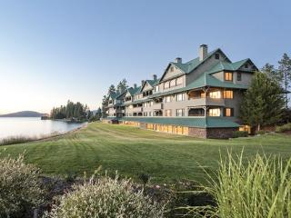 WorldMark Couer D'Alene - 135 miles of shoreline, Harrison