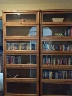 Movies in Hallway