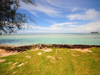 Tiahura Beach by ENJOY VILLAS, Hauru